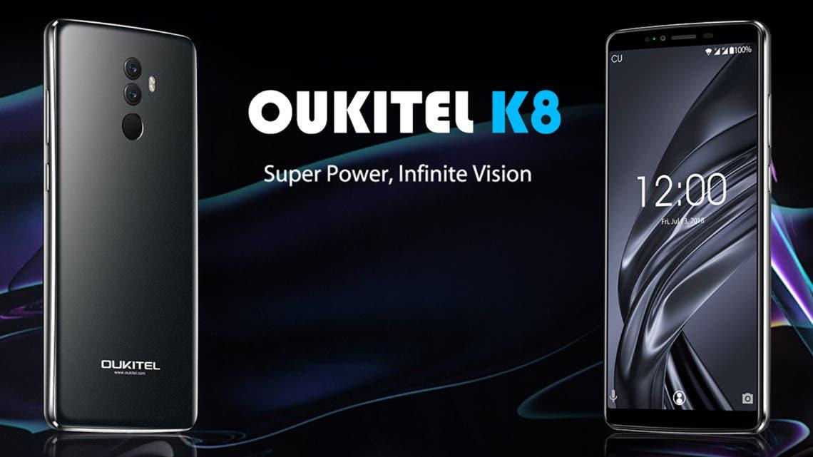Oukitel K8