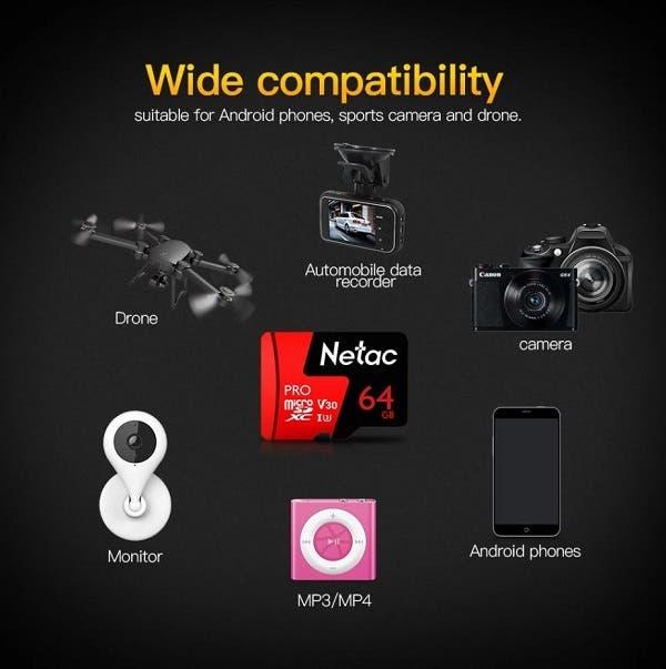 Netac 64GB Pro