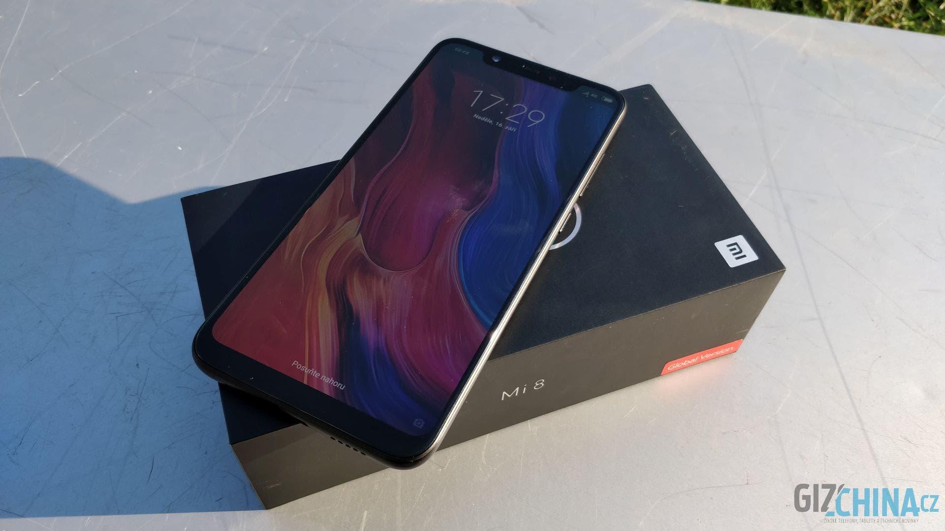 Recenze Xiaomi Mi 8