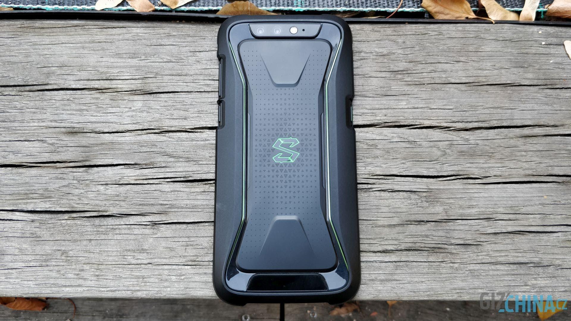 Recenze Xiaomi Black Shark
