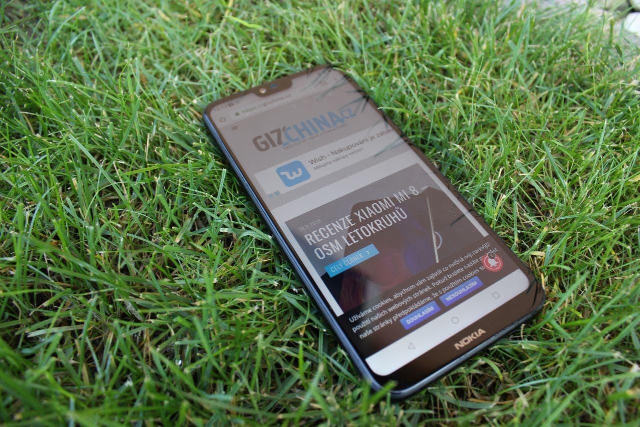Recenze Nokia X6