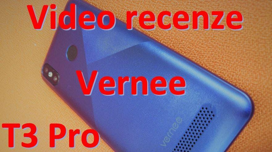 Recenze Vernee T3 Pro