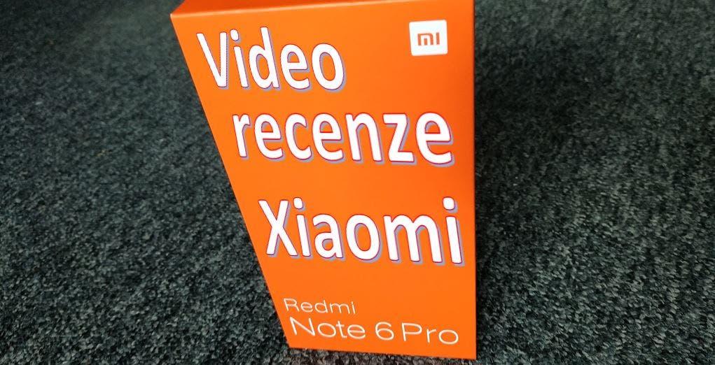 Recenze Xiaomi redmi note 6 pro
