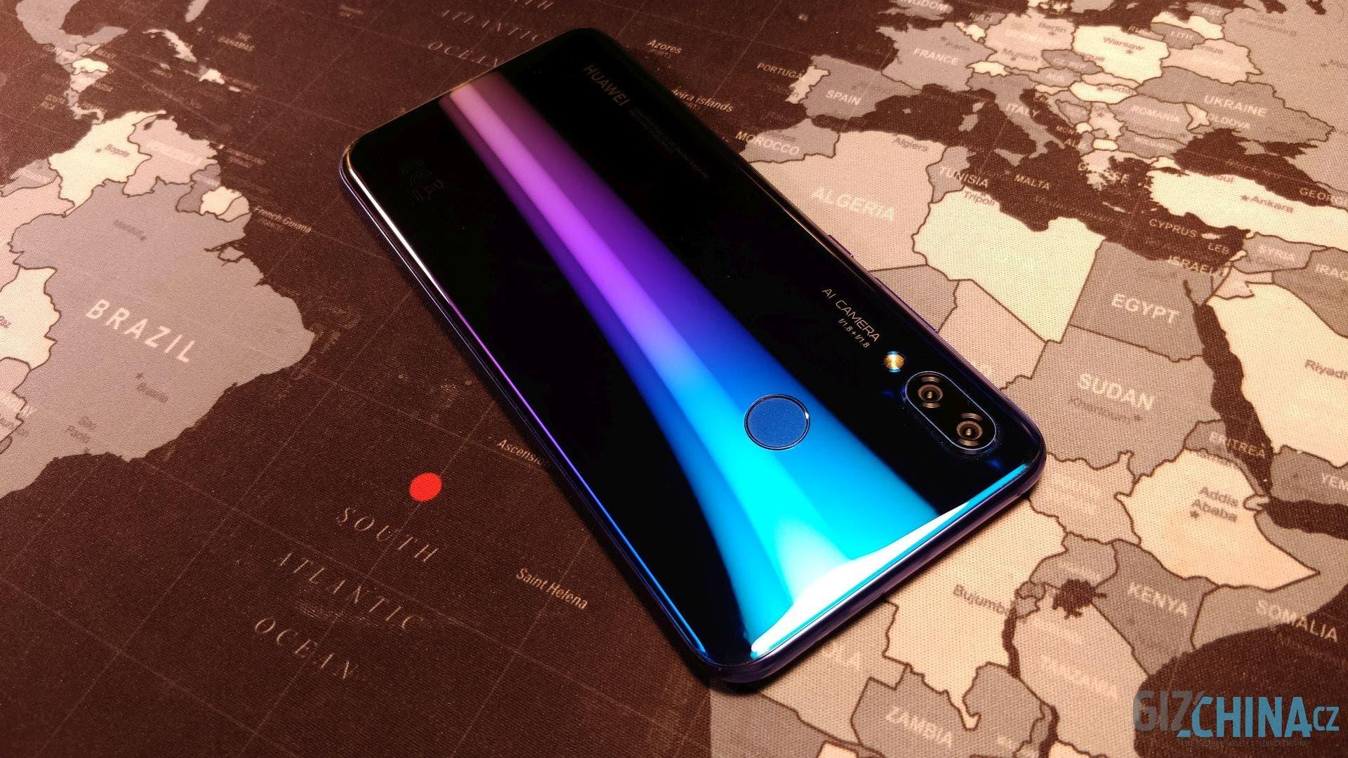 Recenze Huawei Nova 3