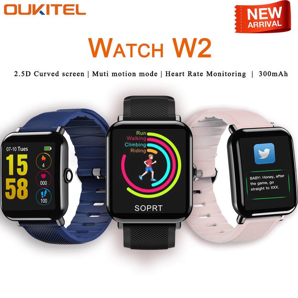 Oukitel W2