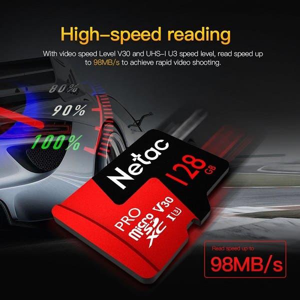 Netac 128 GB Pro