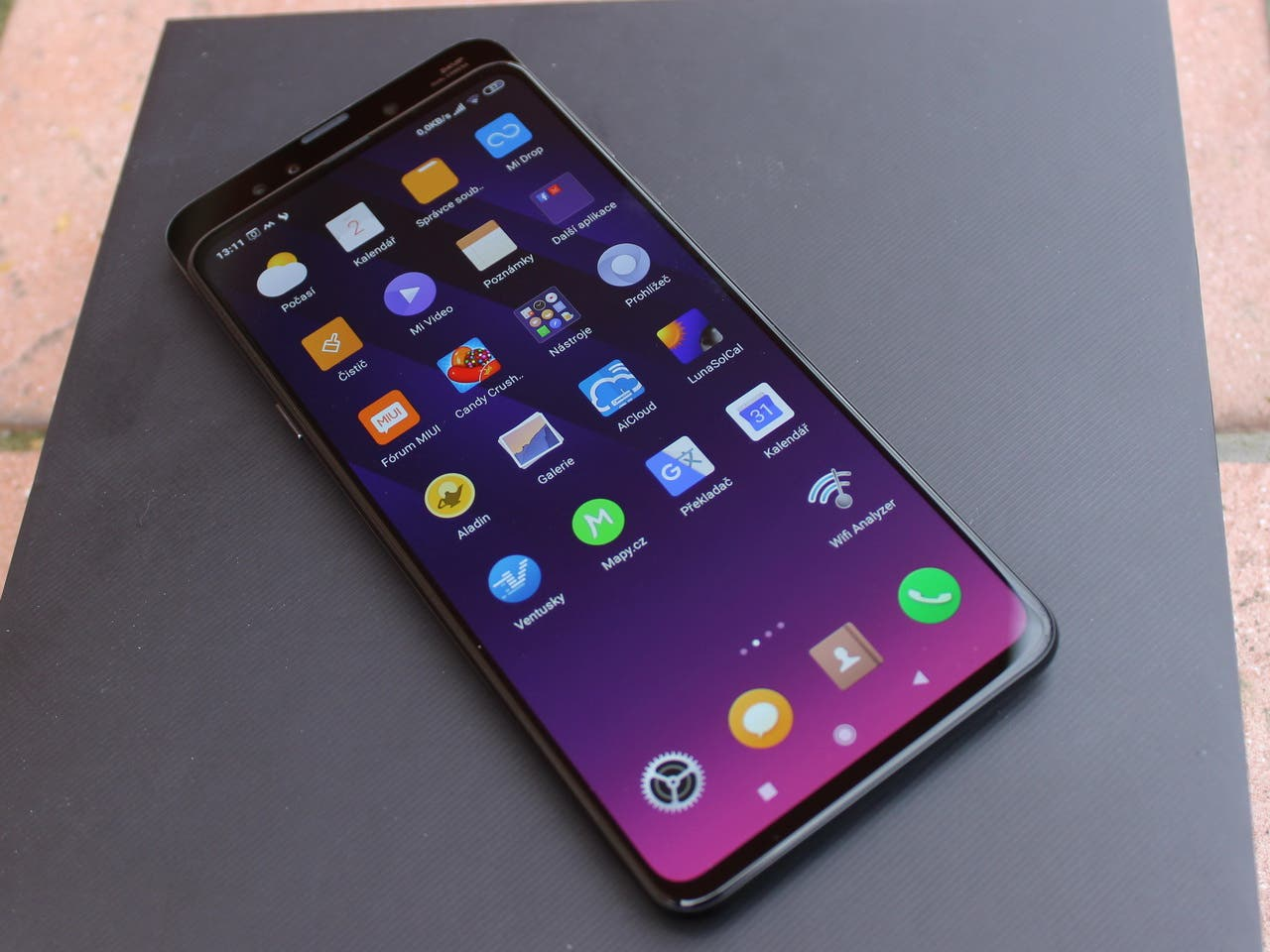 Recenze Xiaomi Mi Mix 3