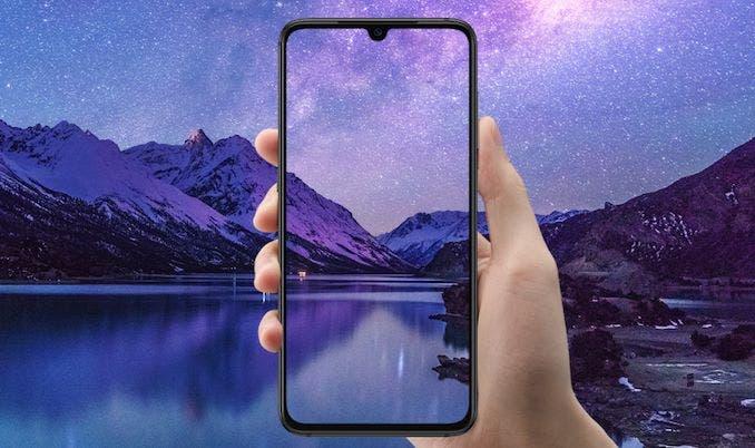 aktualizace Xiaomi Mi 9