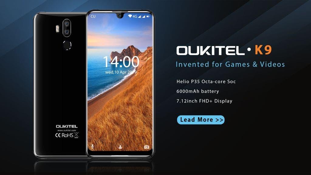 Oukitel K9