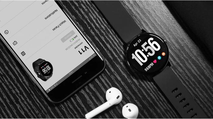 Chytré hodinky V11