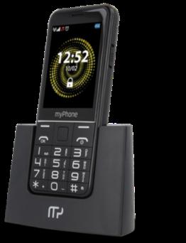 myPhone Halo Q tlačítkový telefon