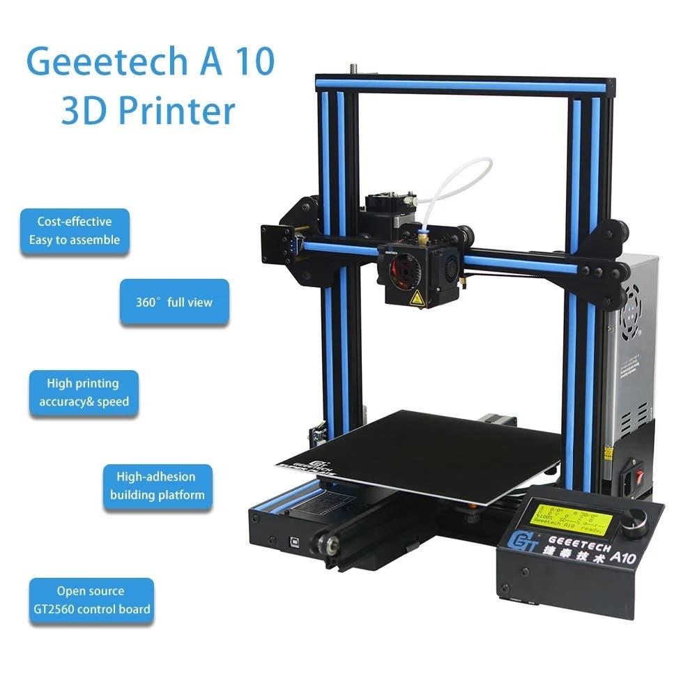 Geeetech A10 3D