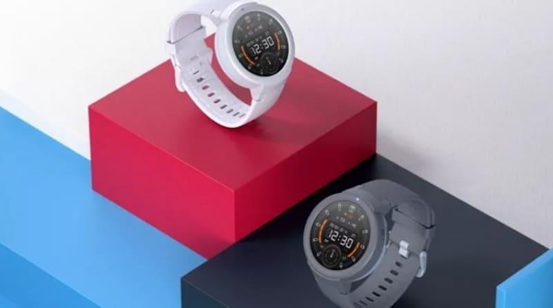 chytré hodinky amazfit