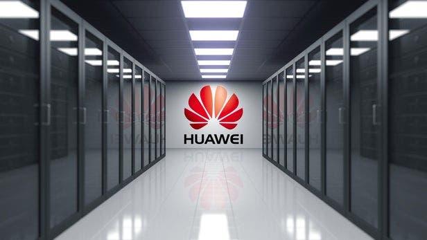Huawei slaví
