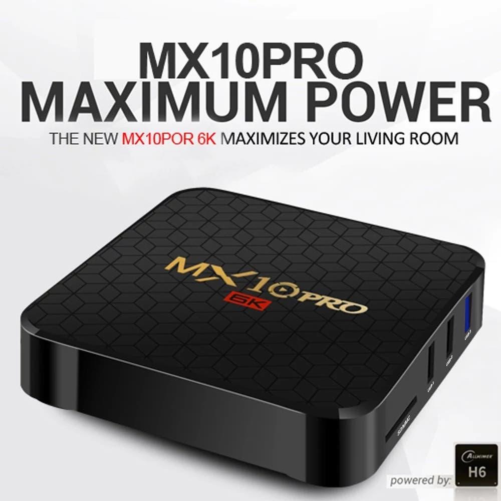 MX10 Pro
