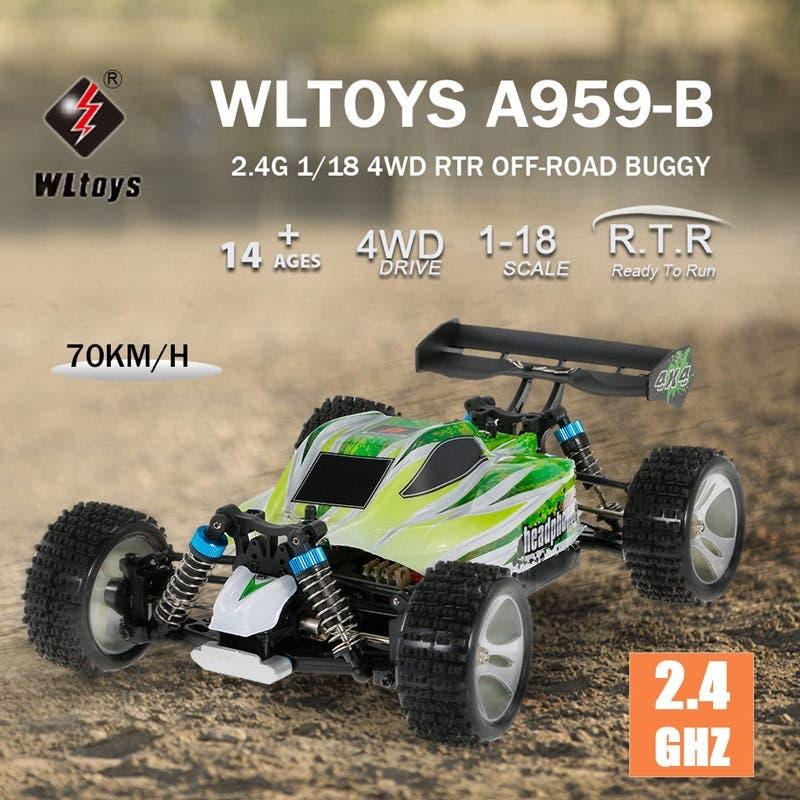WLtoys A959-B