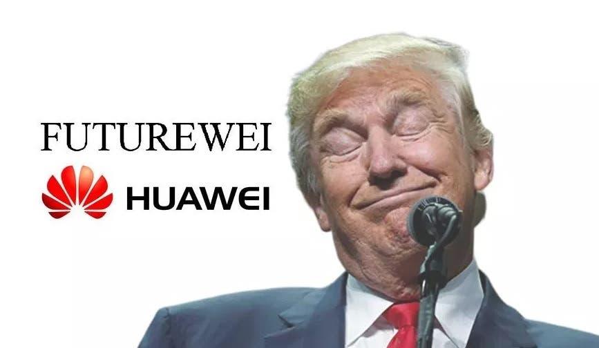 kauza Huawei