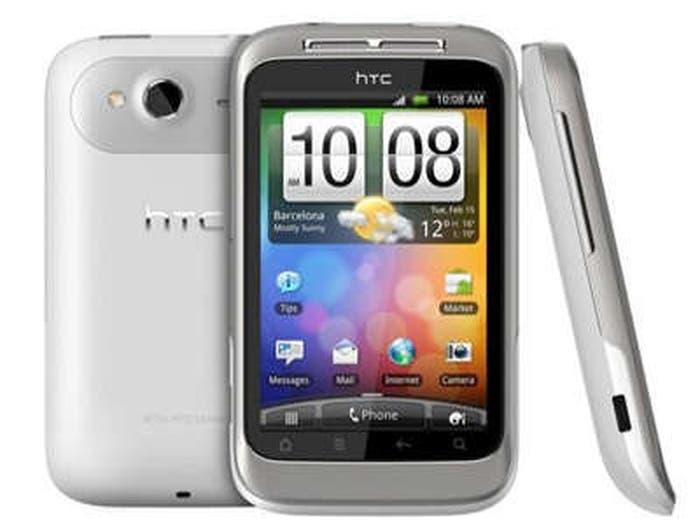 HTC Wildfire E