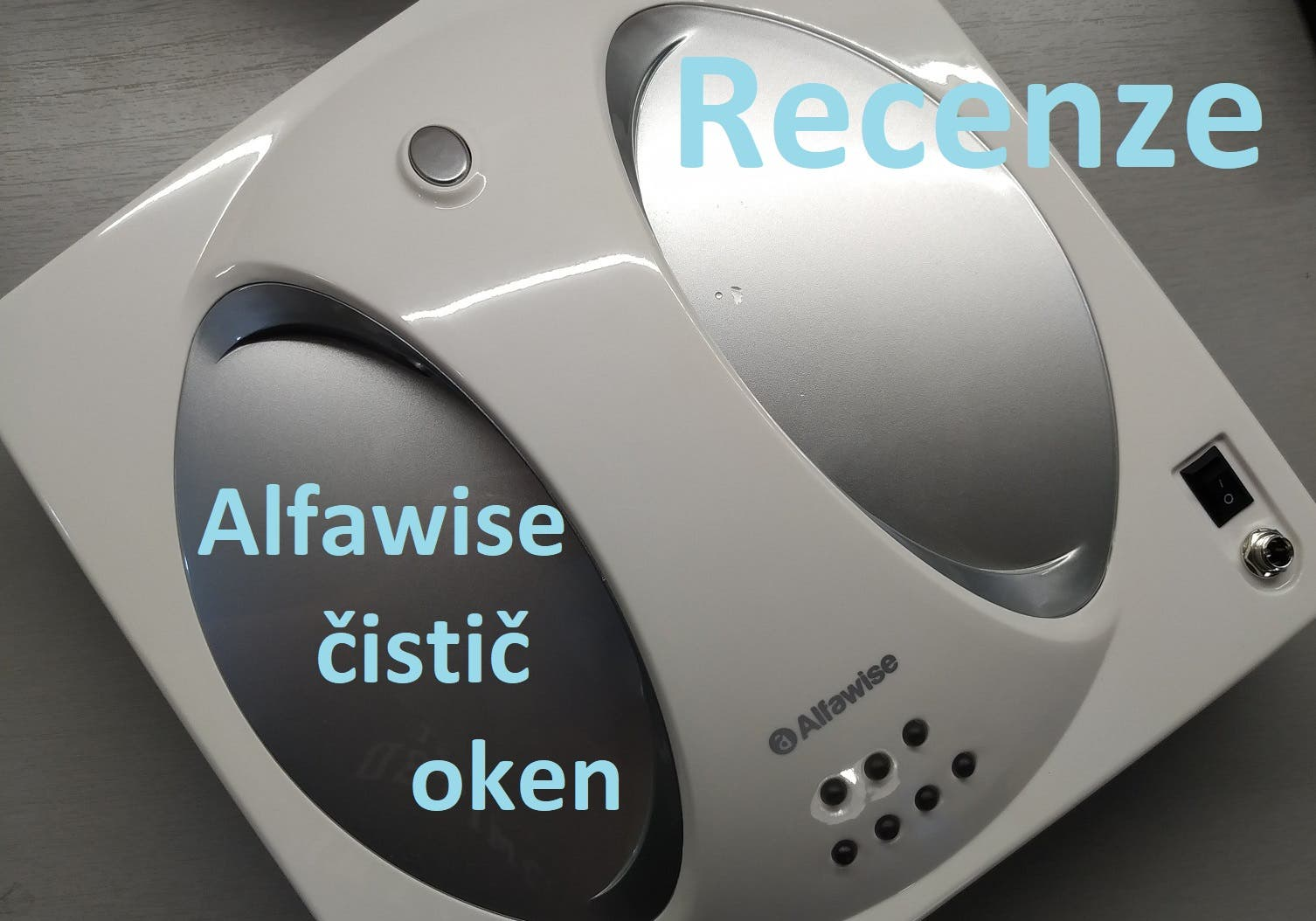 Recenze ALFAWISE WINDOW CLEANER