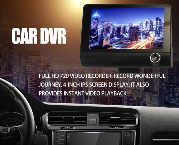 DVR kamera