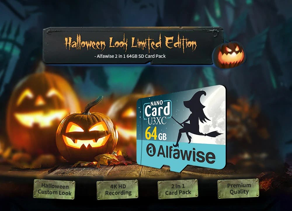 Halloweenská edice