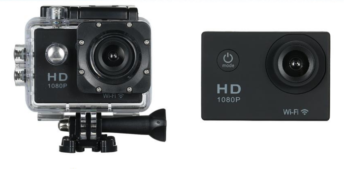 Akční kamera