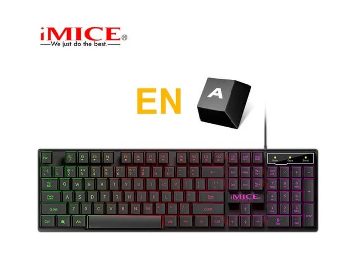 iMICE klávesnice