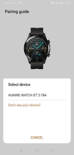 Jak nakonfigurovat Huawei Watch GT 2