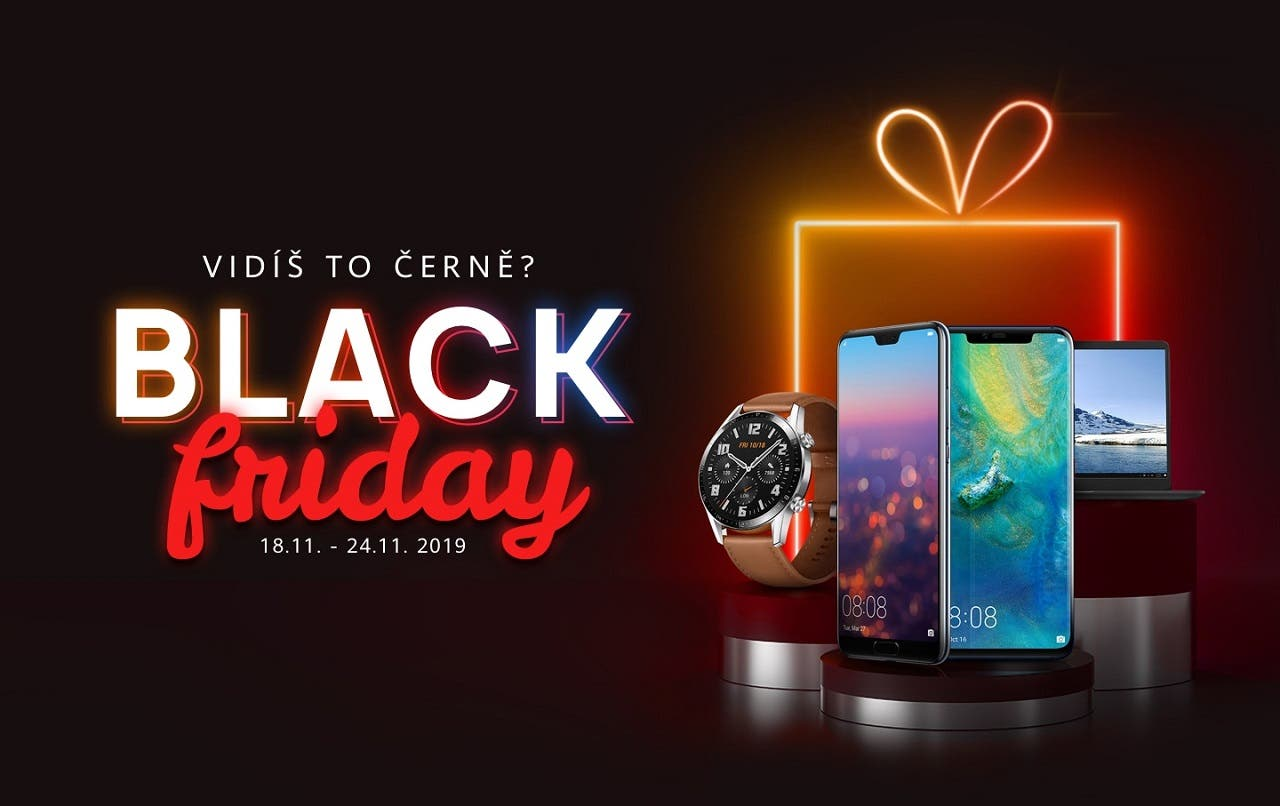 Black Friday na Huawei