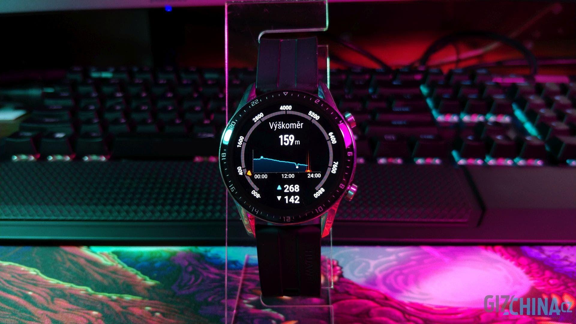 Recenze Huawei Watch GT 2