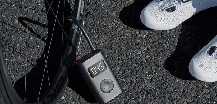 Xiaomi pumpa na kolo