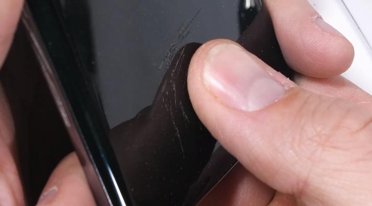 ultrazvukové čtečky otisků prstů