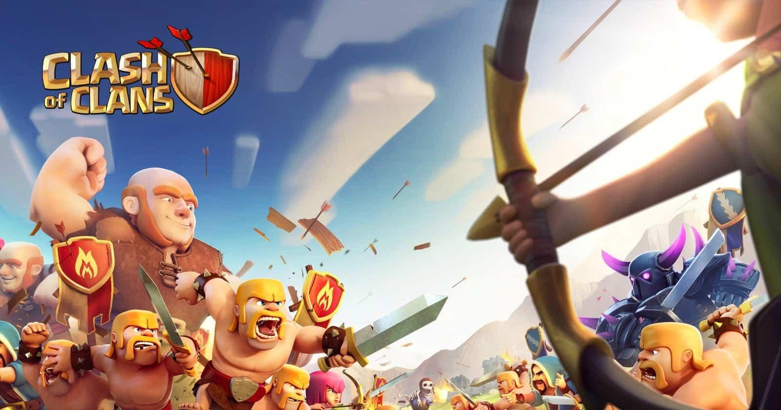 mobilních her