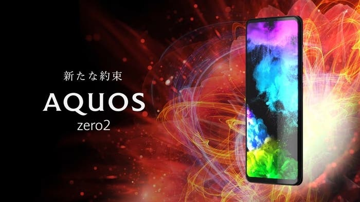 Sharp Aquos Zero 2