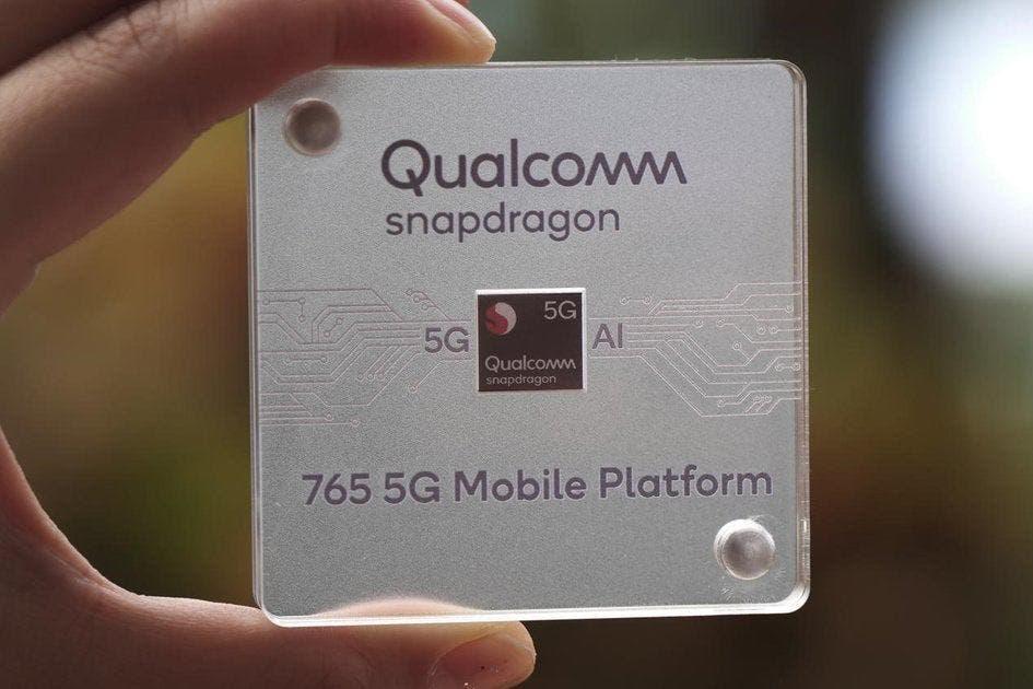 5G telefonech