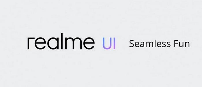 Nadstavba Realme UI