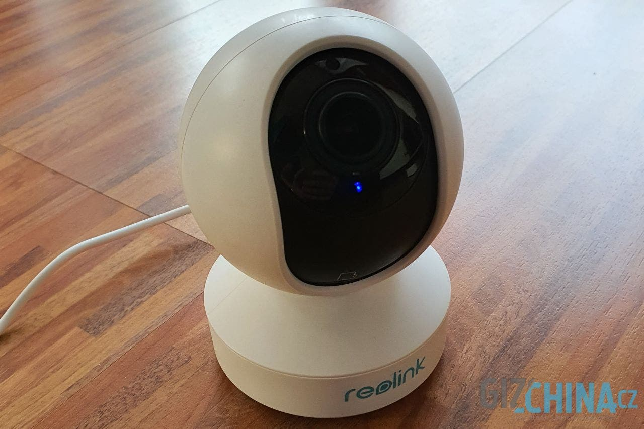 Recenze Reolink E1 Zoom