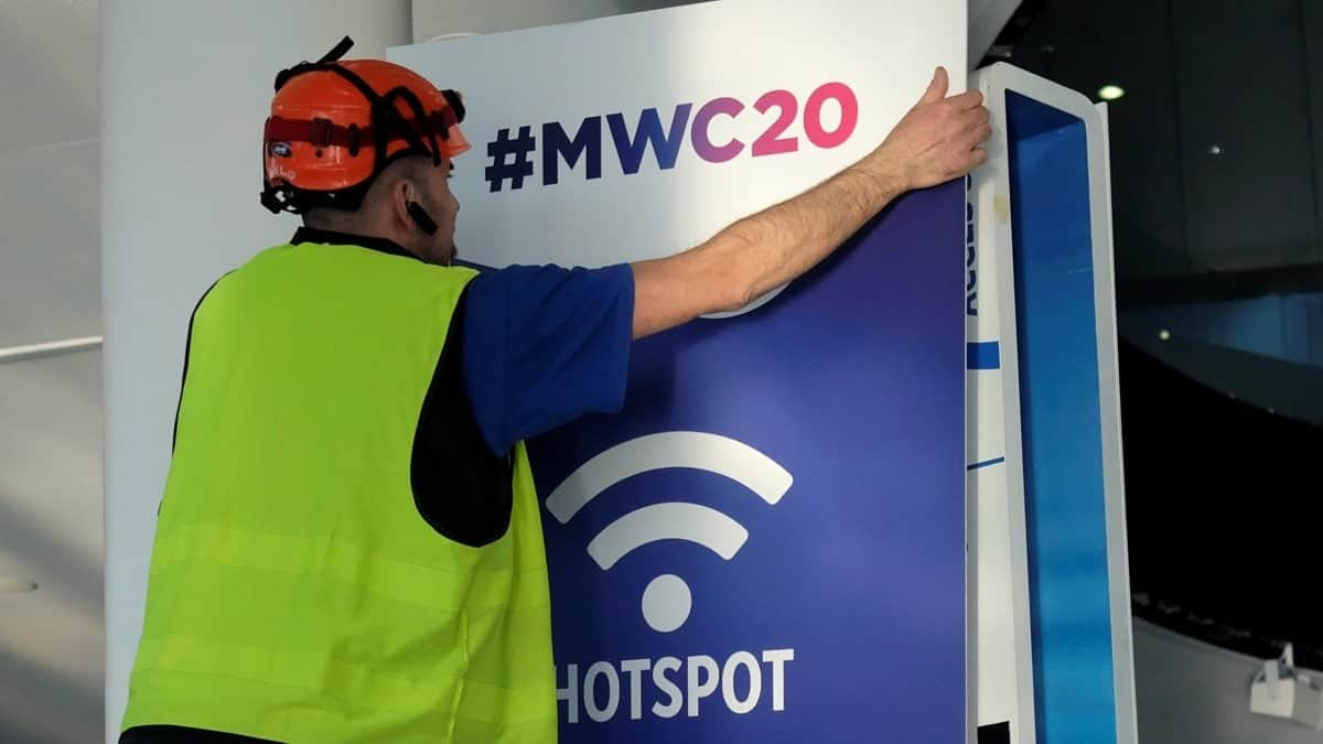 MWC 2020 zrušeno