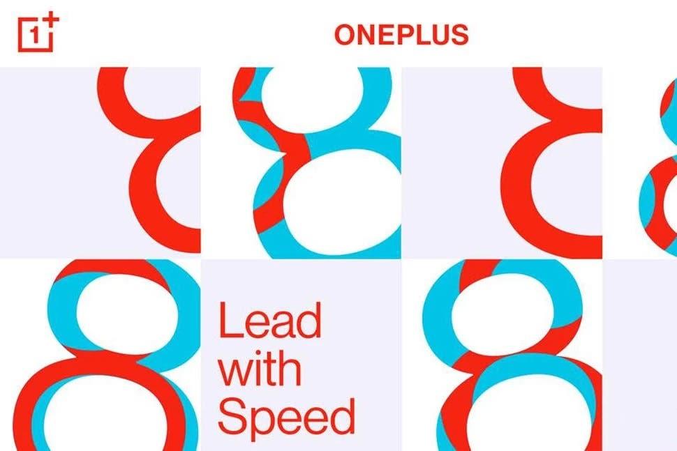 řada OnePlus 8