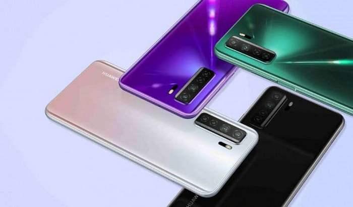 Řada Huawei Nova 7