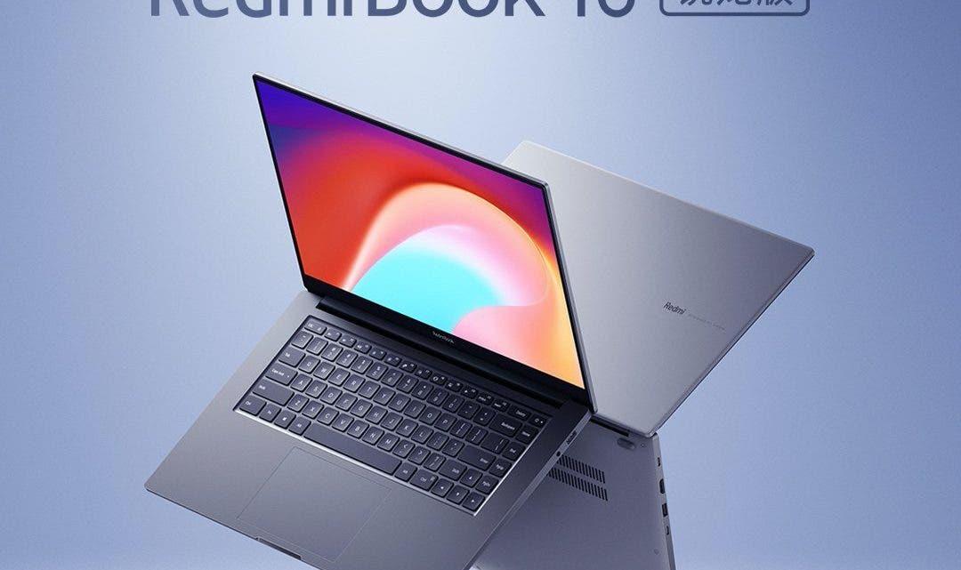 RedmiBook 16 Ryzen Edition