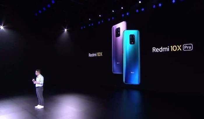 Řada Redmi 10X