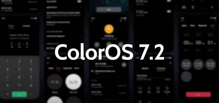 Color OS 7.2