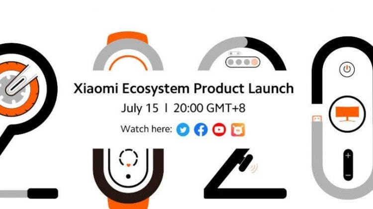 Xiaomi července