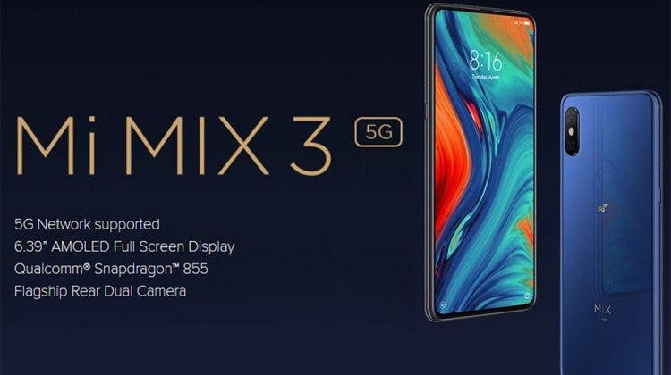 MIX 3 5G