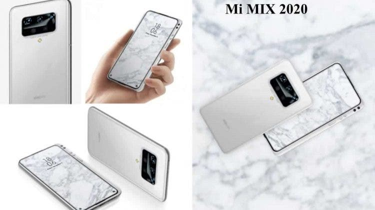 Mi MIX 2020