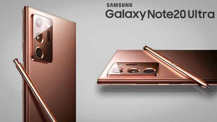Řada Samsung Galaxy Note 20