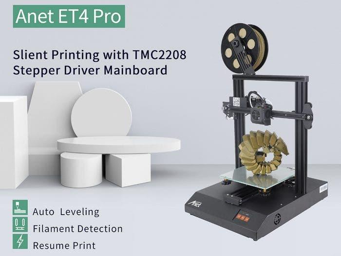 3D tiskárna Anet ET4 Pro