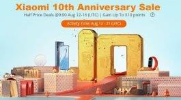 narozeniny Xiaomi