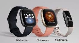 Fitbit produkty